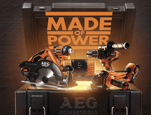 marca AEG Powertools
