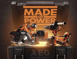 marca AEG Powertools
