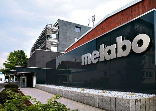 METABO - marca de ferramentas de alta qualidade
