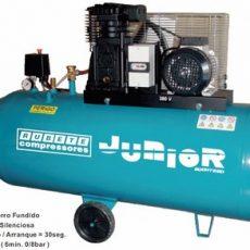 RUBETE JUNIOR 200RT - 3 HP COMPRESSOR PISTÃO 200 L