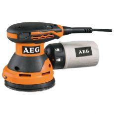 AEG EX 125 ES - LIXADORA ROTORBITAL 125 mm