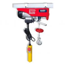 SADY 200/400 - GARIBALDE ELECTRICO 200/400 KG