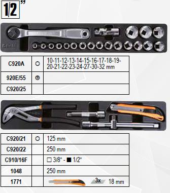 ferramentas beta easy 2120