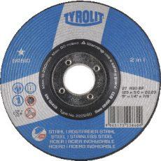 TYROLIT-DISCO REBARB FERRO BASIC(*) A30-BF 115x6 -