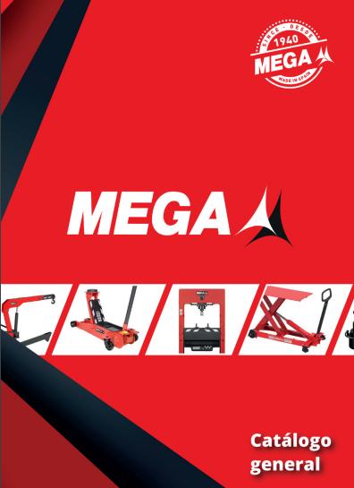 Catálogo MEGA Geral