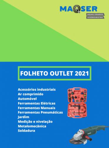 Folheto Outlet 2021